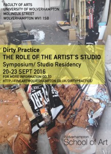 Dirty Practice: The Role of the Artist's Studio