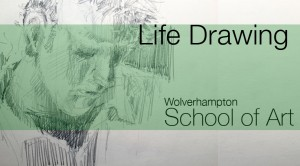 Life Drawing Wolverhampton School of Art 2